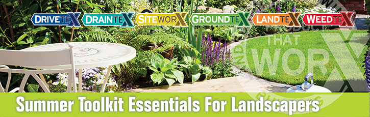Summer Toolkit Essentials for Landscapers & Builders