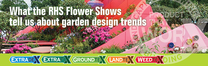 What the RHS Flower Shows tell us about garden design trends