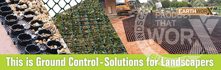 This is Ground Control – Solutions for Landscapers