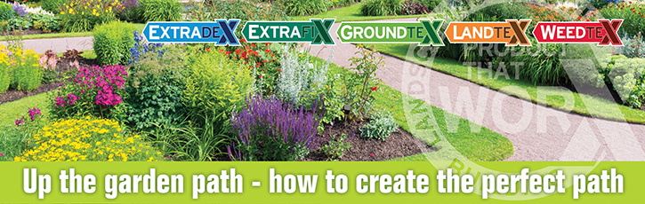 Up the garden path - how to create the perfect path