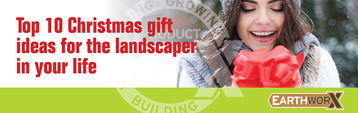 Top 10 Christmas gift ideas for the landscaper in your life