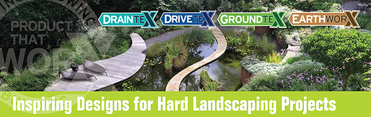 5 inspiring designs for hard landscaping projects