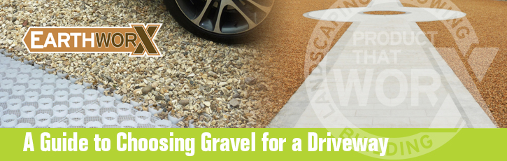 A guide to choosing gravel for a driveway