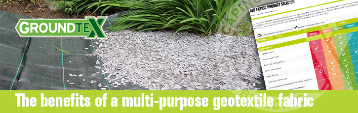 The benefits of a multi-purpose geotextile fabric