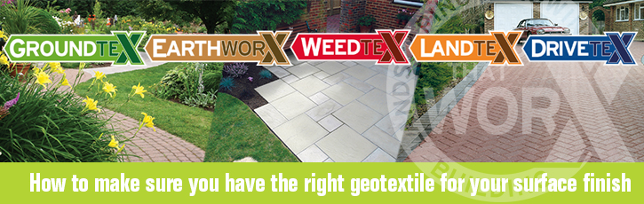 How to make sure you have the right geotextile for your landscaping project