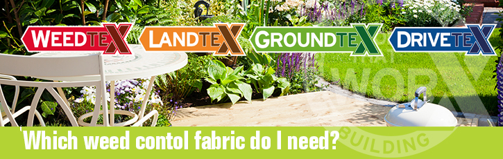 Which weed control fabric do I need?
