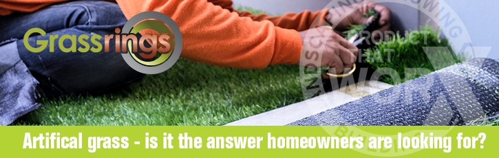 Artificial grass - is it the answer homeowners are looking for?