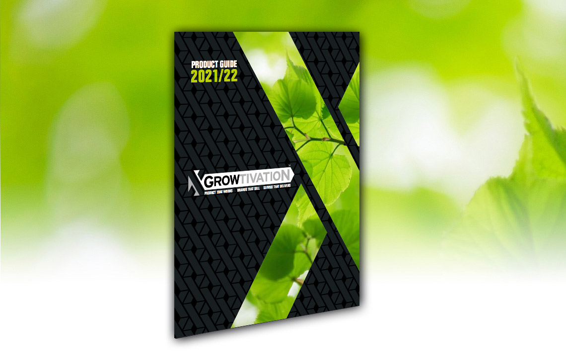Growtivation Product Guide 2021/22