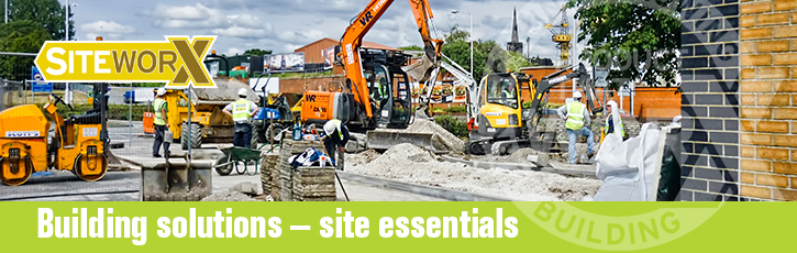Building solutions – site essentials